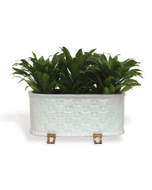 Sanibel Oval Planter