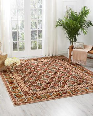 NourCouture Fredonia Loom-Woven Rug, 8' x 10'